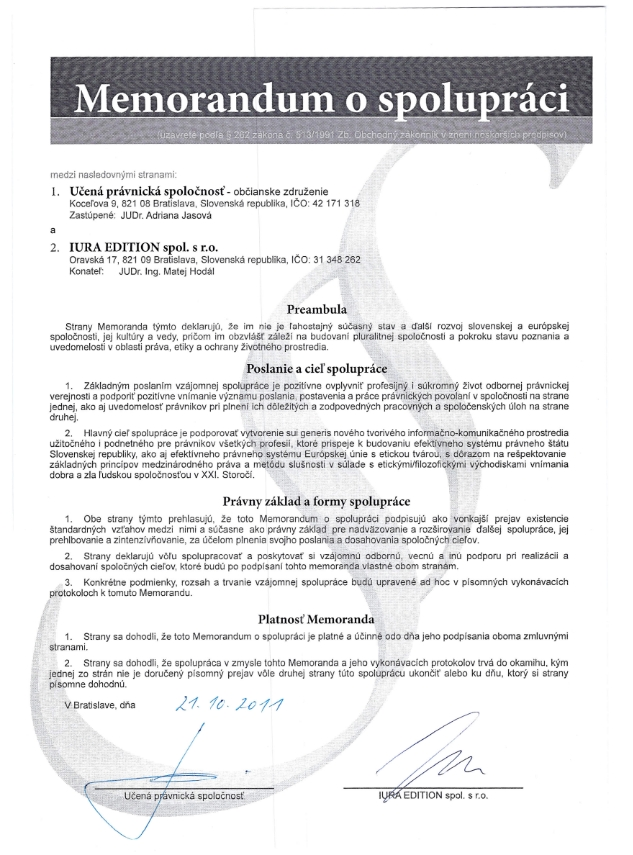memorandum_IURA